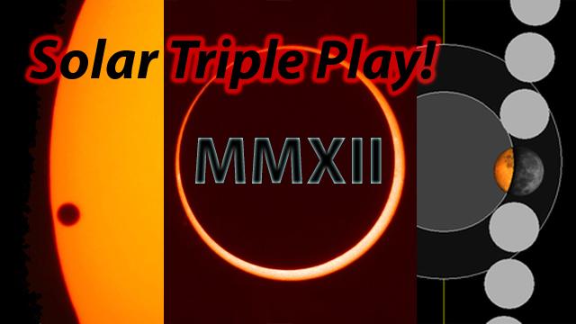 Solar Triple Play