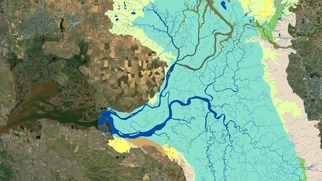 California's Deadlocked Delta: Interactive Map | QUESTCalifornia's on