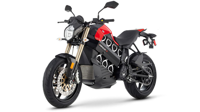 Empulse electric motorcyle
