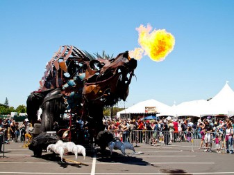 Maker Faire 2012 by Inkyhack