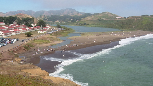 Geological Outings Around the Bay: Rodeo Beach | QUEST | KQED Science | title