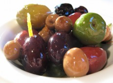 Diversity of Olives