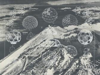 Laminar Geodesic Dome