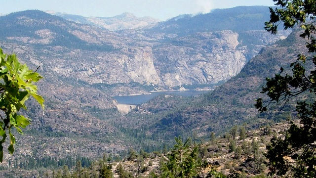 Image result for hetch hetchy reservoir valley
