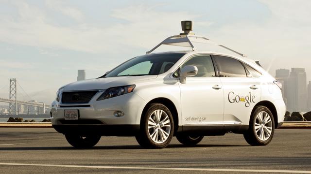 California Considers Giving Self-Driving Cars Green Light
