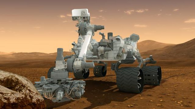 NASA's Mars Lander: The Exploration Begins