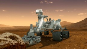 NASA's Roving Robotic Chemist Will Collect Clues For Life on Mars