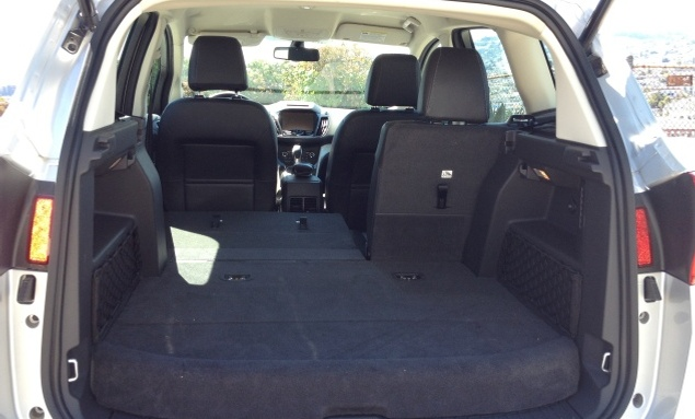 Cargo space for Ford's C-Max