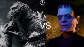 Frankenstein vs. Godzilla:  What's in Your Cereal Bowl?