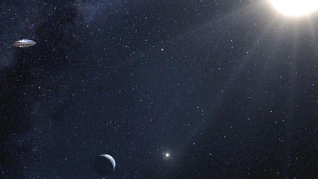 Artist concept of Alpha Centauri Bb