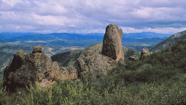 Our Newest National Park: Pinnacles National Monument
