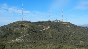 Geological Outings Around the Bay: San Bruno Mountain