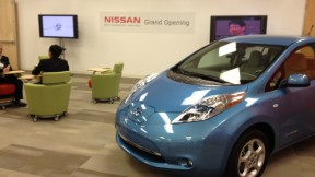 Nissan Explores Future Car Trends In Silicon Valley