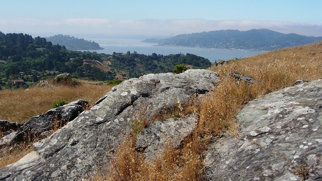 Romantic Spots for Bay Area Geologists (and Those Who Love Them)