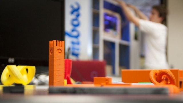 UC Berkeley Students Build 3D Printing Vending Machine