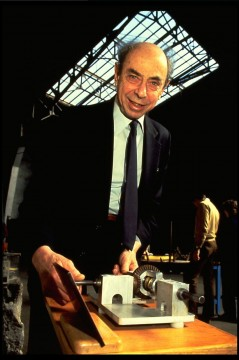 Physicist and teacher Frank Oppenheimer founded the Exploratorium in 1969. (Courtesy of the Exploratorium)