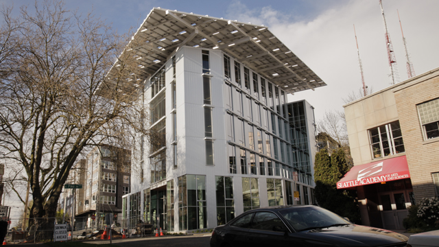 Bullitt Center, Seattle, green building