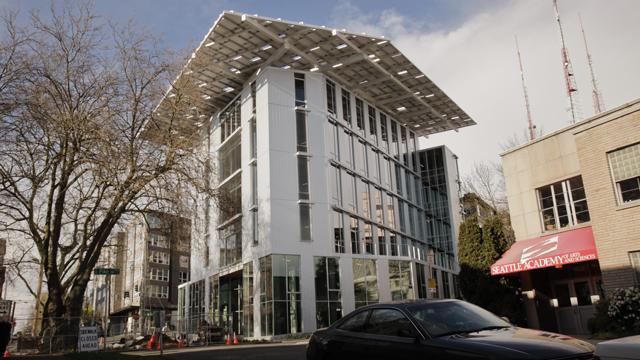 Bullitt Center, Seattle, green building