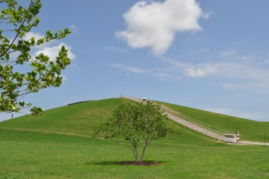 Mt. Trashmore encompasses 165 acres in  Virginia Beach, VA.  Photo courtesy: King Kong 911 (link to flickr page: http://www.flickr.com/photos/sonypic/