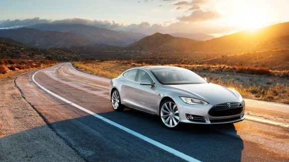 Photo courtesy of Tesla Motors
