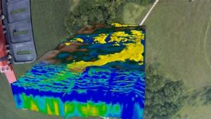 3-D SkyTEM aquifer map.
