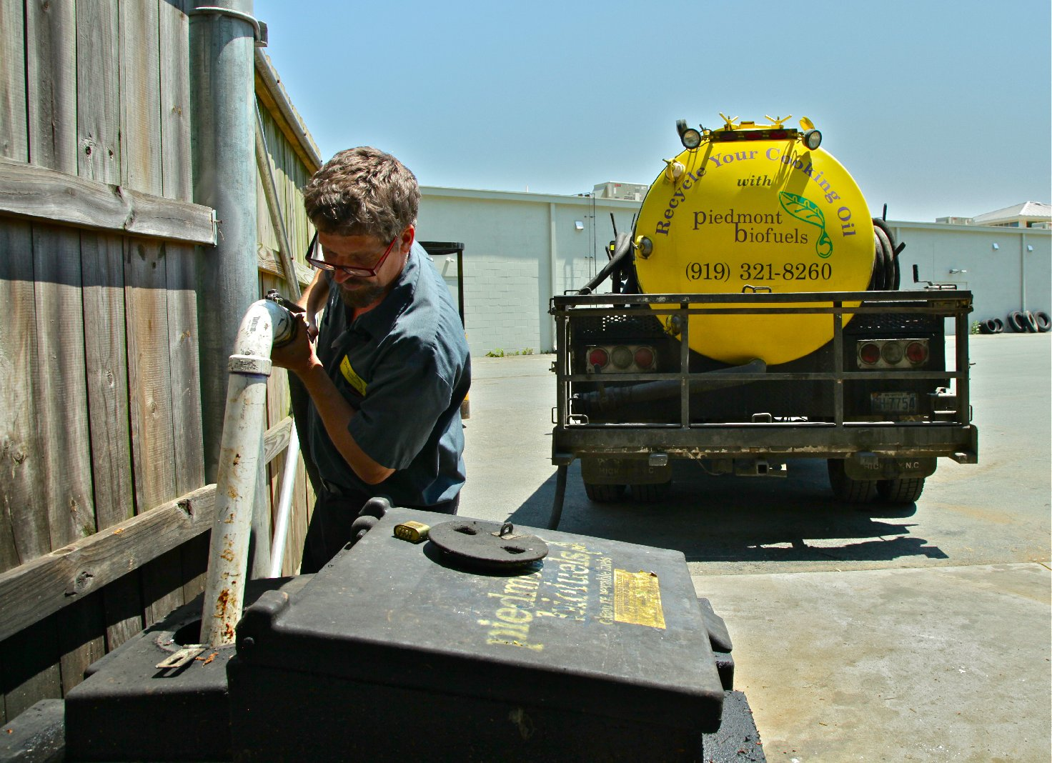 biodiesel power quest kqed science