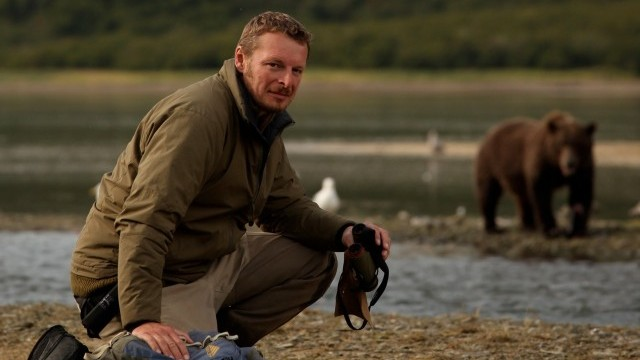Letting Bears Roam: Q&A with Ecologist Chris Morgan