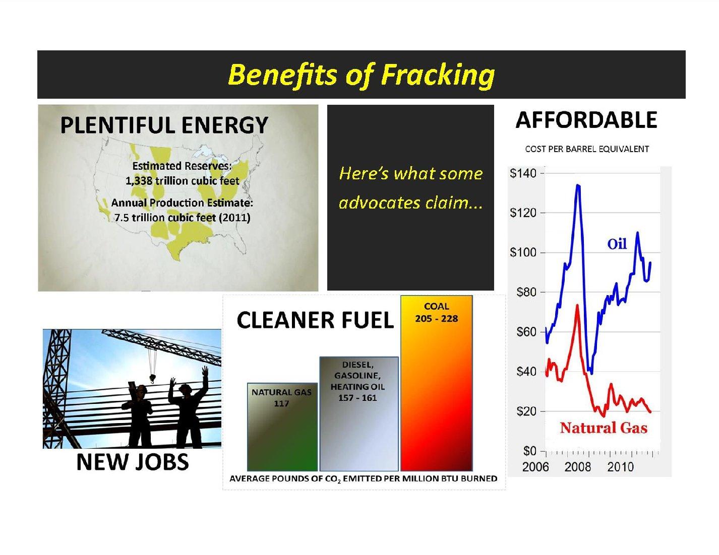 Frack Benefits 1.10.2014