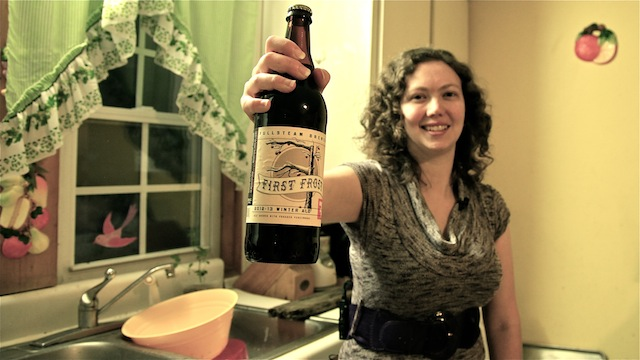 Foraging for a Better Beer