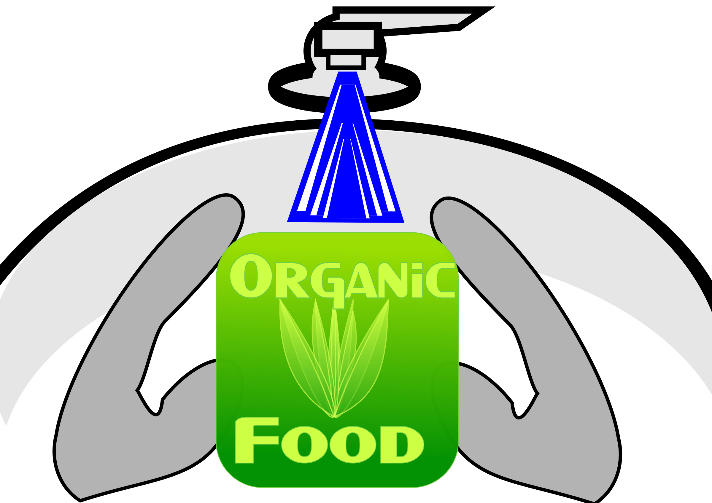 how to wash non organic produce