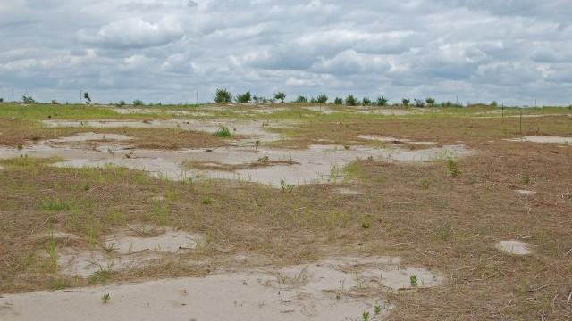 Dating Drought in the Nebraska Sandhills