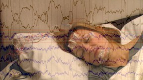 Scientists use electric pulses to copy the rhythm of slow-wave sleep, which declines as we age.