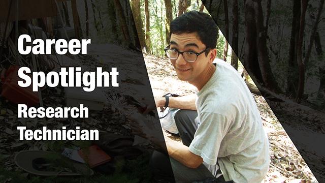Career Spotlight: Research Technician