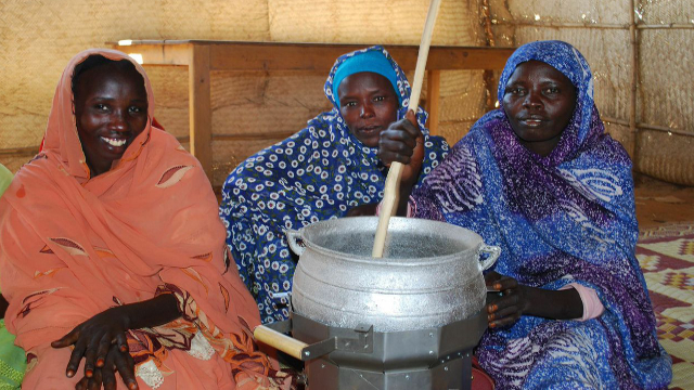 Darfur Stoves Project