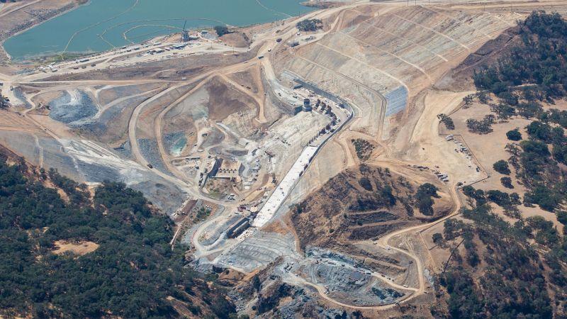 A New Earthquake-Proof Calaveras Dam