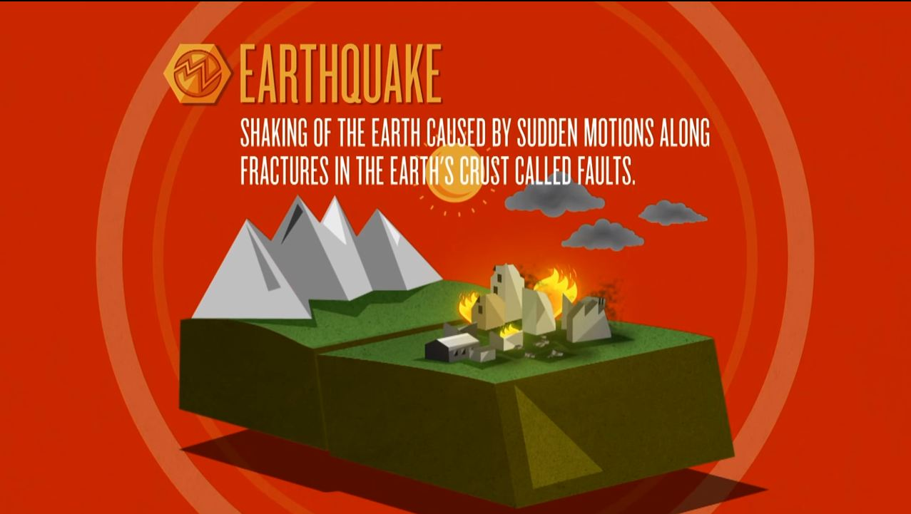 Educator Guide Exploring Earthquakes Quest Kqed Science