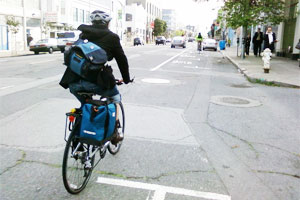 Reporter's Notes: Bike to Work