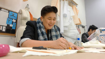 From Sketchbook To Runway Fashion Design With Zachary Fernandez Kqed