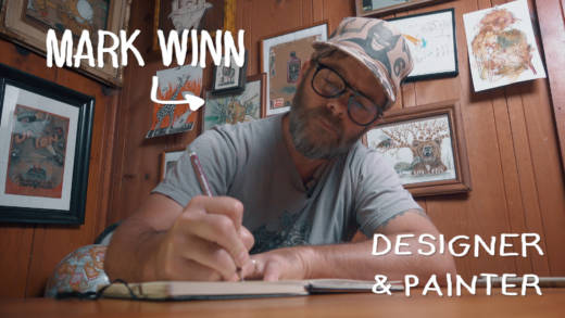 Logo Designer Mark Winn