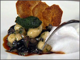 Gnocchi with Escargot