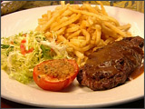 Steak and Pommes Frites