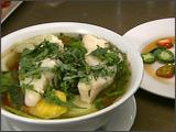 Canh Chua Ca Tuyet -Tamarind Sea Bass Soup