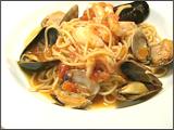 Sicilian Seafood Pasta