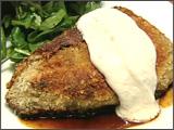 Beef Cheeks with Horseradish Sauce