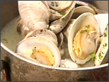 Half Bucket of Steamed Clams