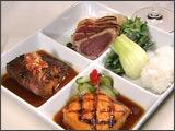 Roys Classic Trio-Salmon, Ahi, Misoyaki Butterfish
