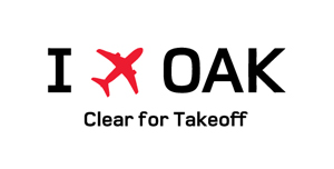 I Fly OAK Clear for Takeoff