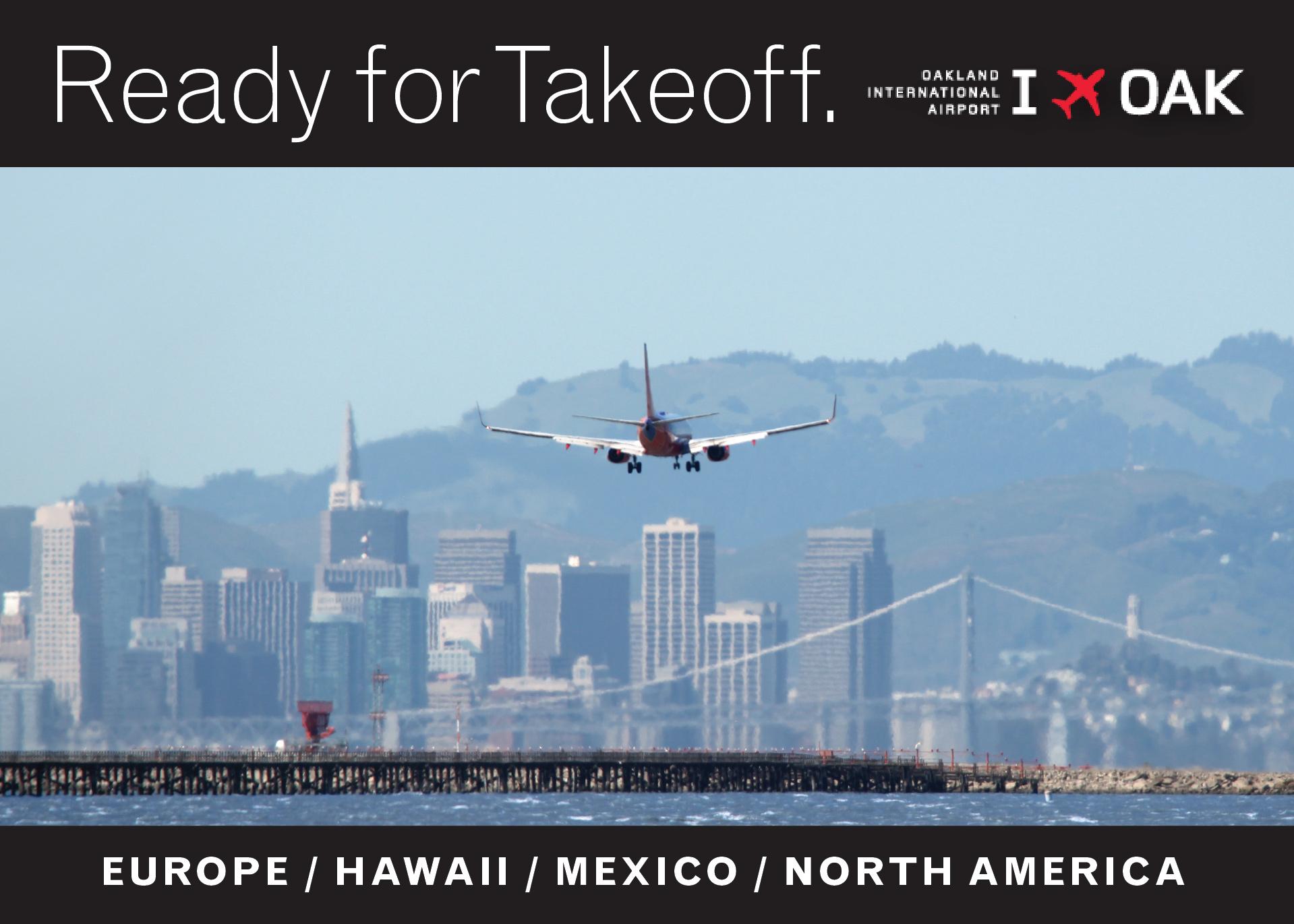 Ready for Takeoff - I Fly OAK