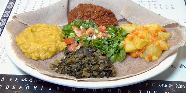 Addis Ethiopian Restaurant: Restaurant Info