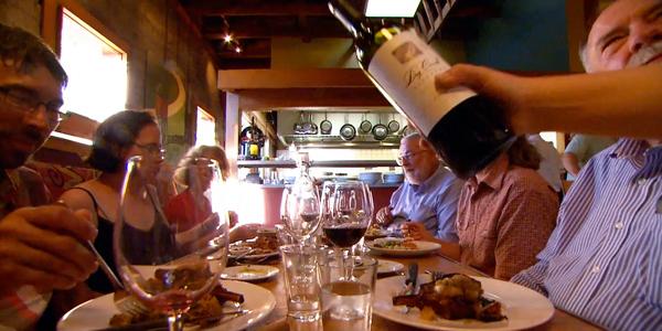 Zin Restaurant & Wine Bar: Restaurant Info [CLOSED]